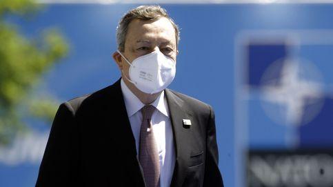 Draghi planea endurecer la ley en Italia para blindar a las empresas ante opas extranjeras