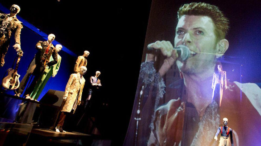 David Bowie, la leyenda que quiso fosilizarse en un museo