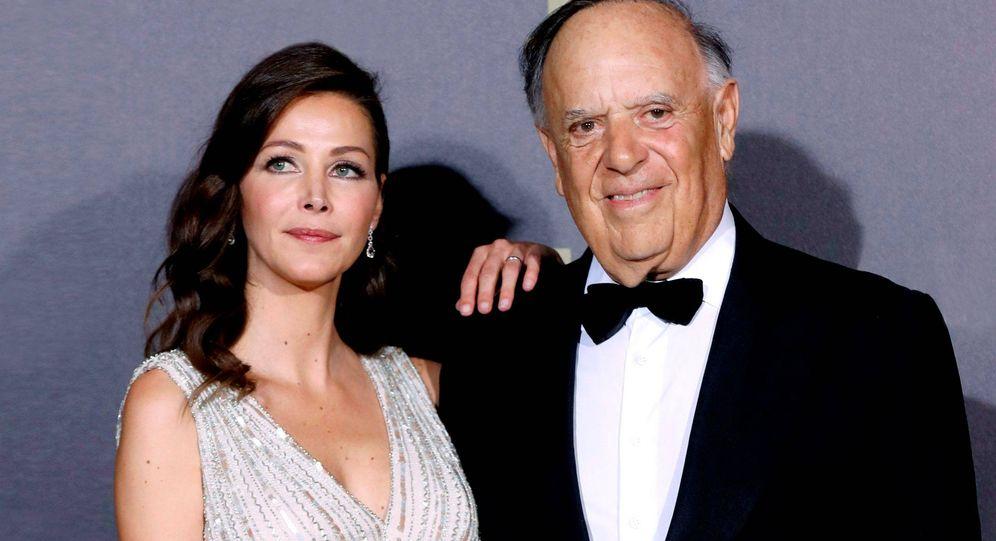 Foto:  Carlos Falcó y Esther Doña. (EFE)