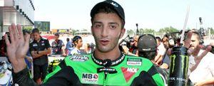 Andrea Iannone, el más rápido en Moto2