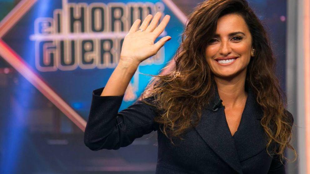 Penélope Cruz se marca un Meghan Markle en 'El hormiguero'