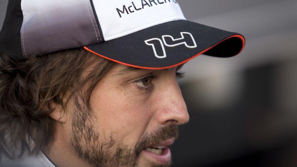 Fernando Alonso, optimista: Me veo en el podio esta temporada