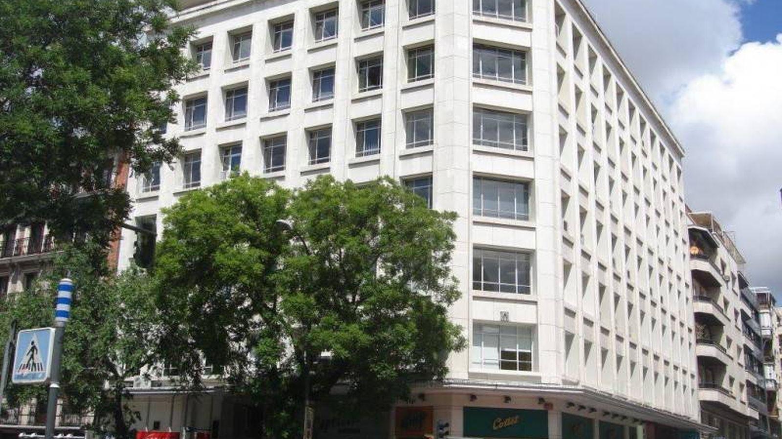 Foto: Edificio de Eloy Gonzalo propiedad de Lar que quiere comprar Colonial.