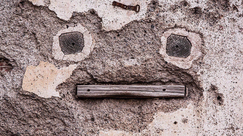 Un ejemplo de pareidolia.