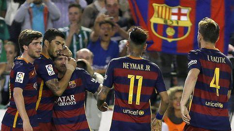 El Barcelona puede ser hoy campeón de Liga, aunque no lo parezca