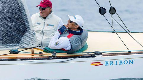 Pedro Campos, compañero de regatas del rey Juan Carlos, sobre su vuelta: Ni lo sé, ni se lo pregunto