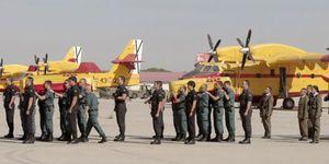 Llegan a Torrejón los restos de los fallecidos en el atentado de Afganistán