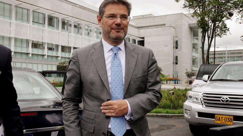 Foto: El ministro de Justicia de España, Rafael Catal. (EFE)