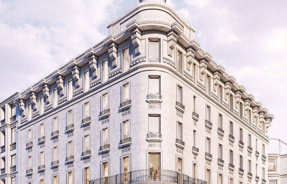Foto: El edificio de Gran Vía 18 será la primera 'flagship' de WOW.