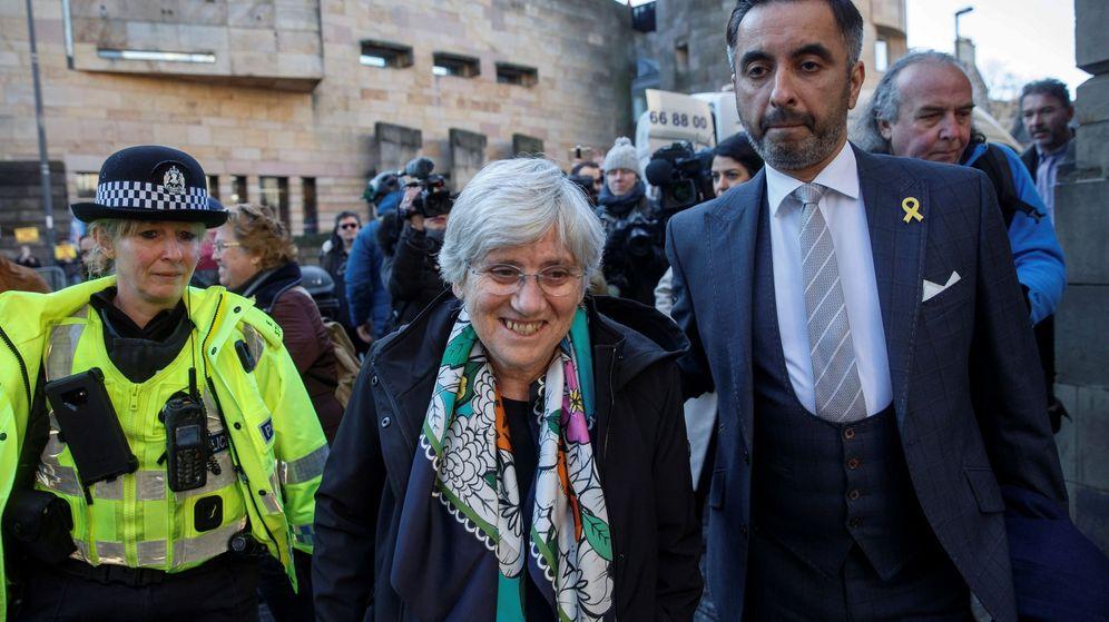 Foto: La justicia escocesa paraliza el juicio de Ponsatí hasta el 18 de junio