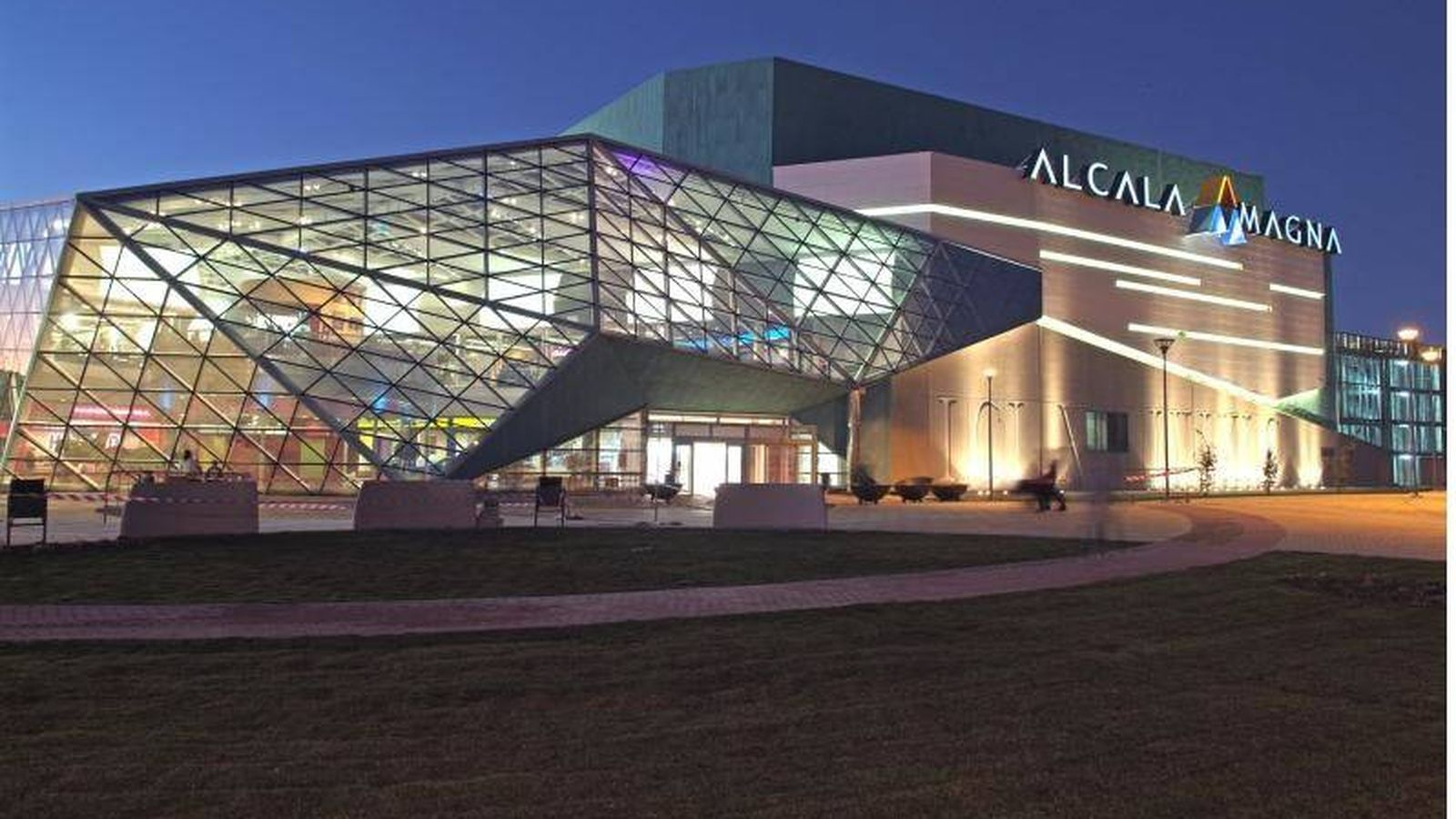 Foto: Centro comercial Alcalá Magna.