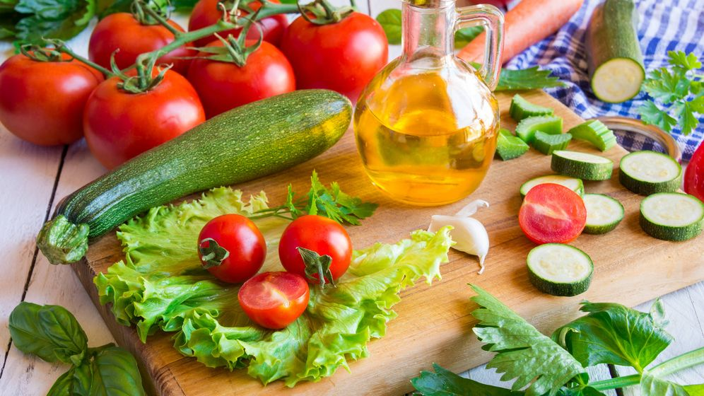 Foto: Dieta mediterránea (iStock)