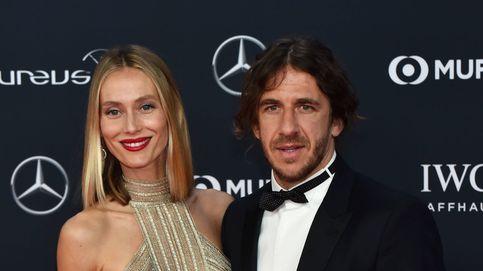 Vanesa Lorenzo asistió a los premios Laureus… ¿vestida de novia?