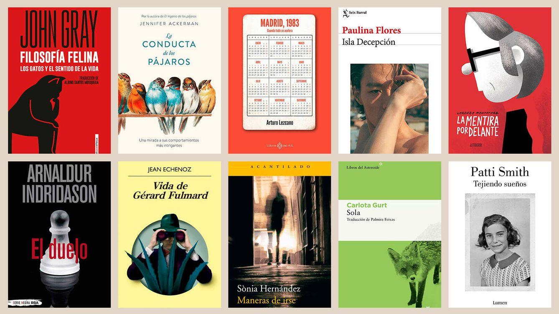 Foto: Diez libros para no perderse este septiembre.