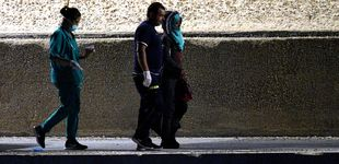 Post de Evacúan a otros cuatro inmigrantes del Open Arms por complicaciones médicas