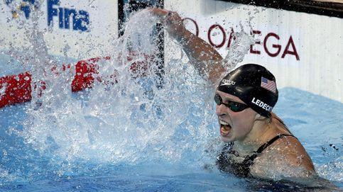 Ledecky, la nadadora sobrehumana que ya ha cambiado la historia de la natación