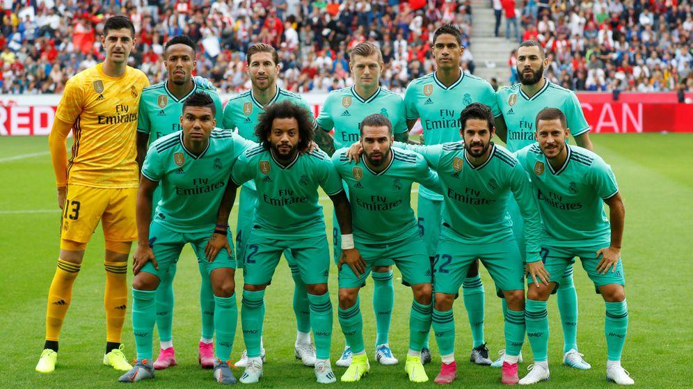 Foto: Real Madrid (REUTERS)