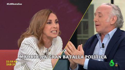 Eduardo Inda y Angélica Rubio se dicen de todo: Mentirosa patológica