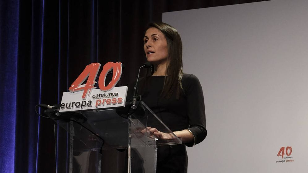Foto: Anna Cristeto, nueva directora de 'El Periódico de Catalunya'. (EP)