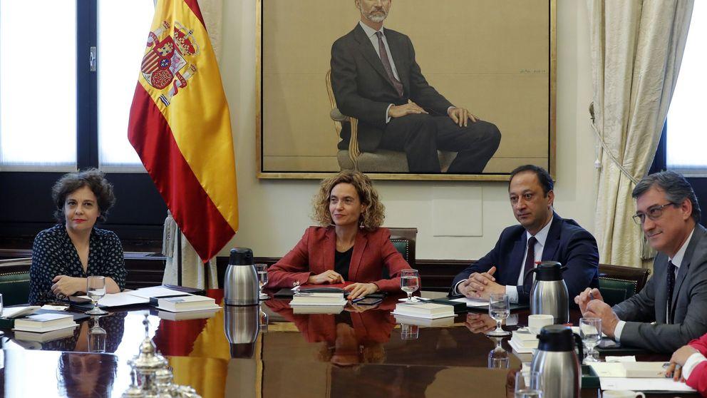 El laberinto de Batet: debe elegir entre PP y Cs o Podemos y ERC antes de las elecciones