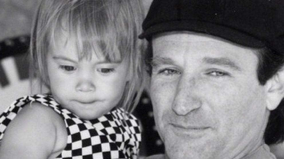La triste despedida de la hija de Robin Williams a su padre