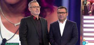 Post de Telecinco aparta a Jordi González de 'GH VIP' en favor de Jorge Javier Vázquez