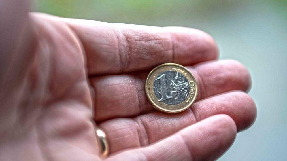 Foto: El euro de la discordia. (iStock)