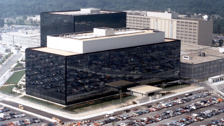 La sede de la NSA en Fort Meade (Maryland)