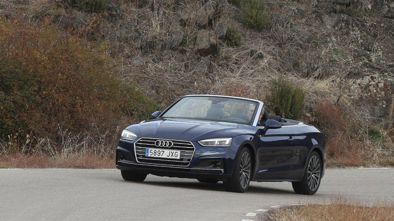 Audi A5 Cabrio, un buen deportivo con el que tendremos menos multas