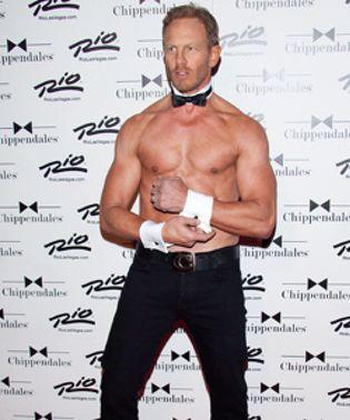 Foto: Steve de 'Sensación de vivir', un stripper a los 49