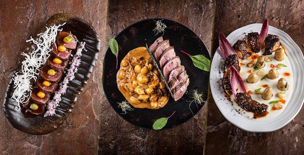 Restaurantes: Restaurante Tampu: fuego peruano y universal. Blogs de Tapita de pulpo