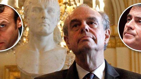 Los sueños húmedos de Frédéric Mitterrand con los ministros galos