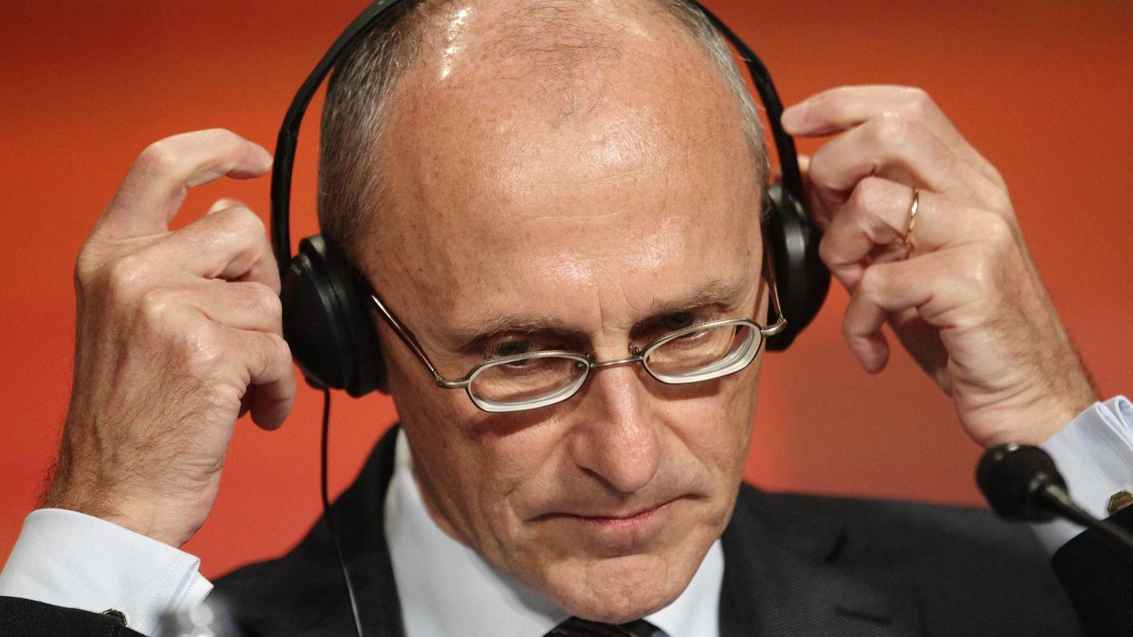 Foto: El presidente de la EBA, Andrea Enria. (Reuters)