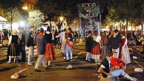 Las pancartas a favor de ETA vuelven a tomar las calles del País Vasco