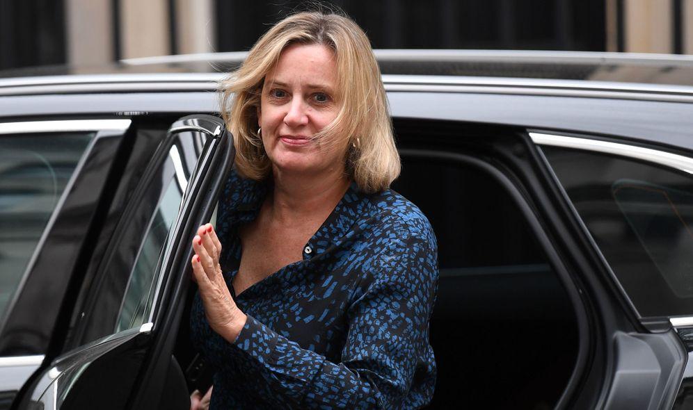 Foto: Dimite Amber Rudd. (Reuters)