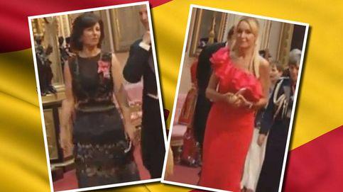 Ana Patricia Botín y Esther Alcocer, las vips españolas en la cena de gala de Buckingham