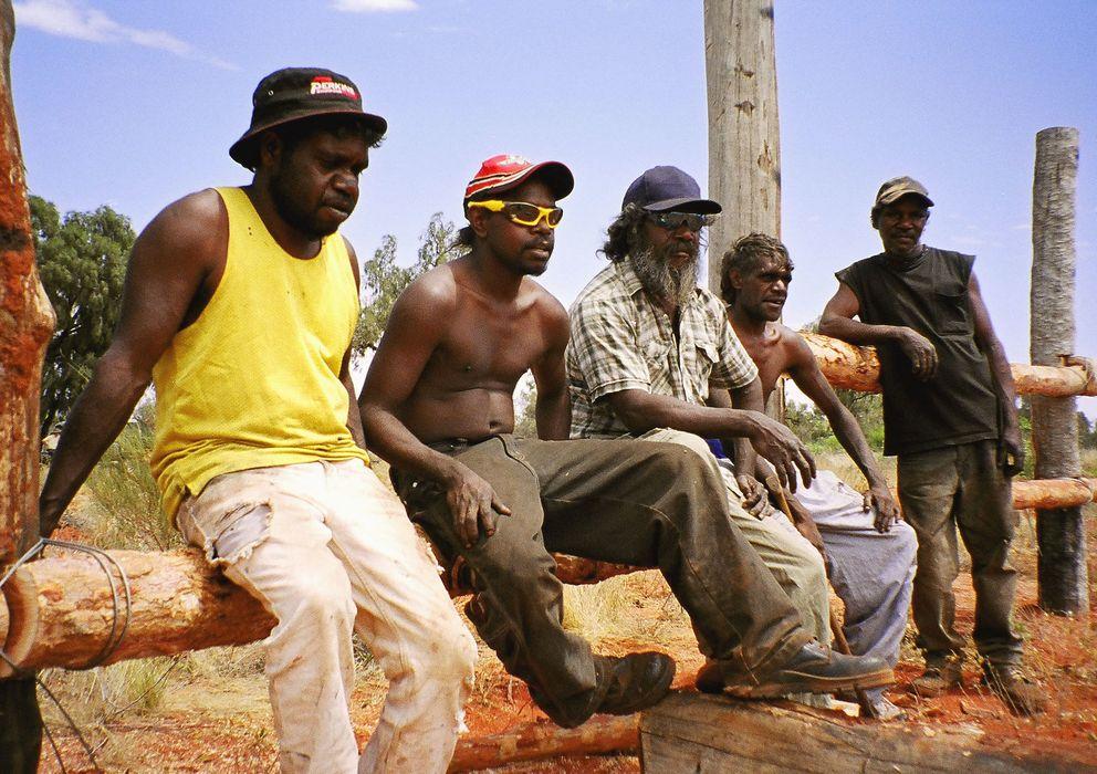 Foto: Entre los jóvenes aborígenes australianos está surgiendo un nuevo lenguaje. (Corbis)