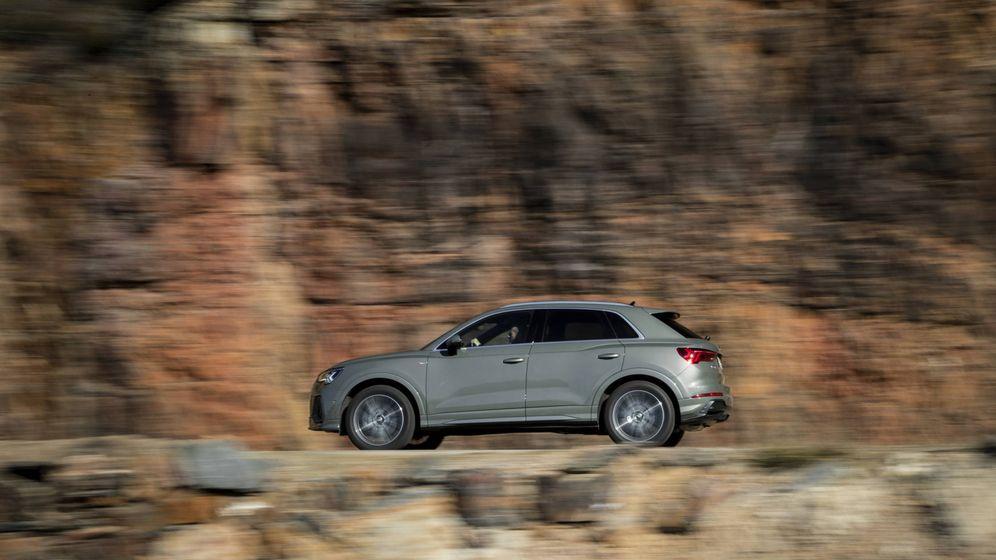 Foto: Nuevo Audi Q3, con la imagen del Q8