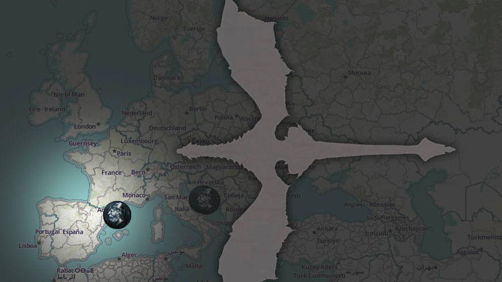 El mapa secreto de 'Juego de tronos'