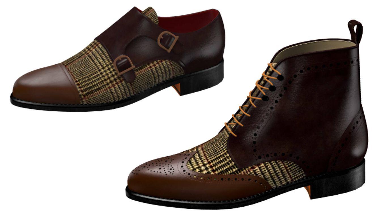 Foto: La Fábrica ha lanzado un exclusivo servicio con el que permite personalizar zapatos.
