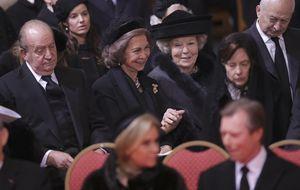 Los Reyes eméritos asistirán a la misa funeral de la duquesa de Alba