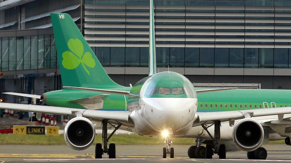 Foto: IAG lanza una OPA sobre Aer Lingus por 1.400 millones de euros