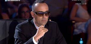 Post de 'Got Talent': la respuesta de Risto Mejide a un concursante que le llama ignorante