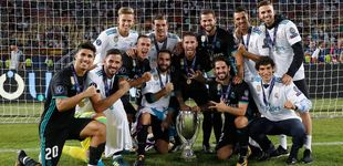 Post de La foto celebrando la Supercopa que españoliza a Theo Hernández