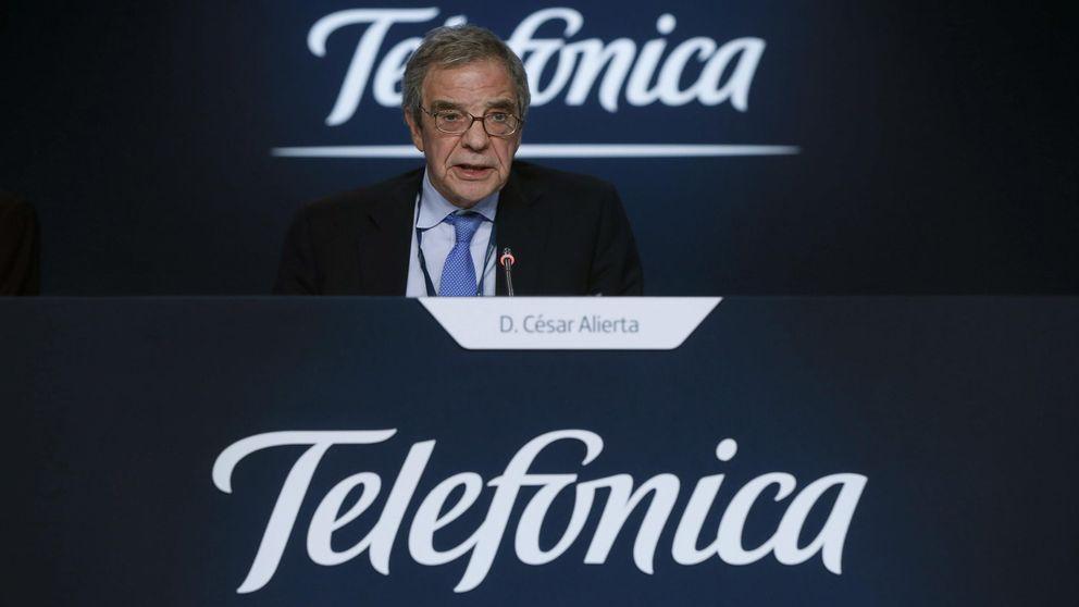 Alierta invita a los empresarios catalanes a que hagan números de cara al 27-S