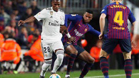 FC Barcelona - Real Madrid en directo: sigue el clásico de las semifinales de Copa del Rey