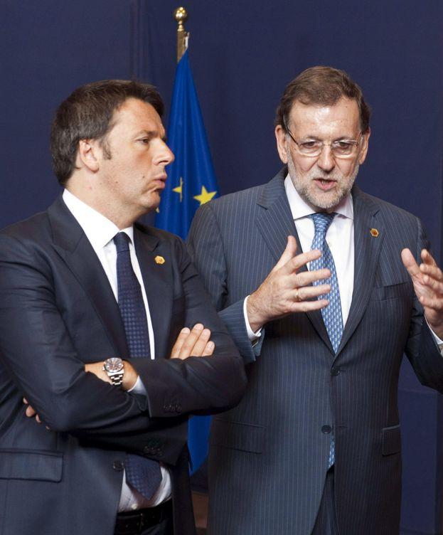 Foto:  El presidente del Gobierno español, Mariano Rajoy (i) y el primer ministro italiano, Matteo Renzi. (Reuters)