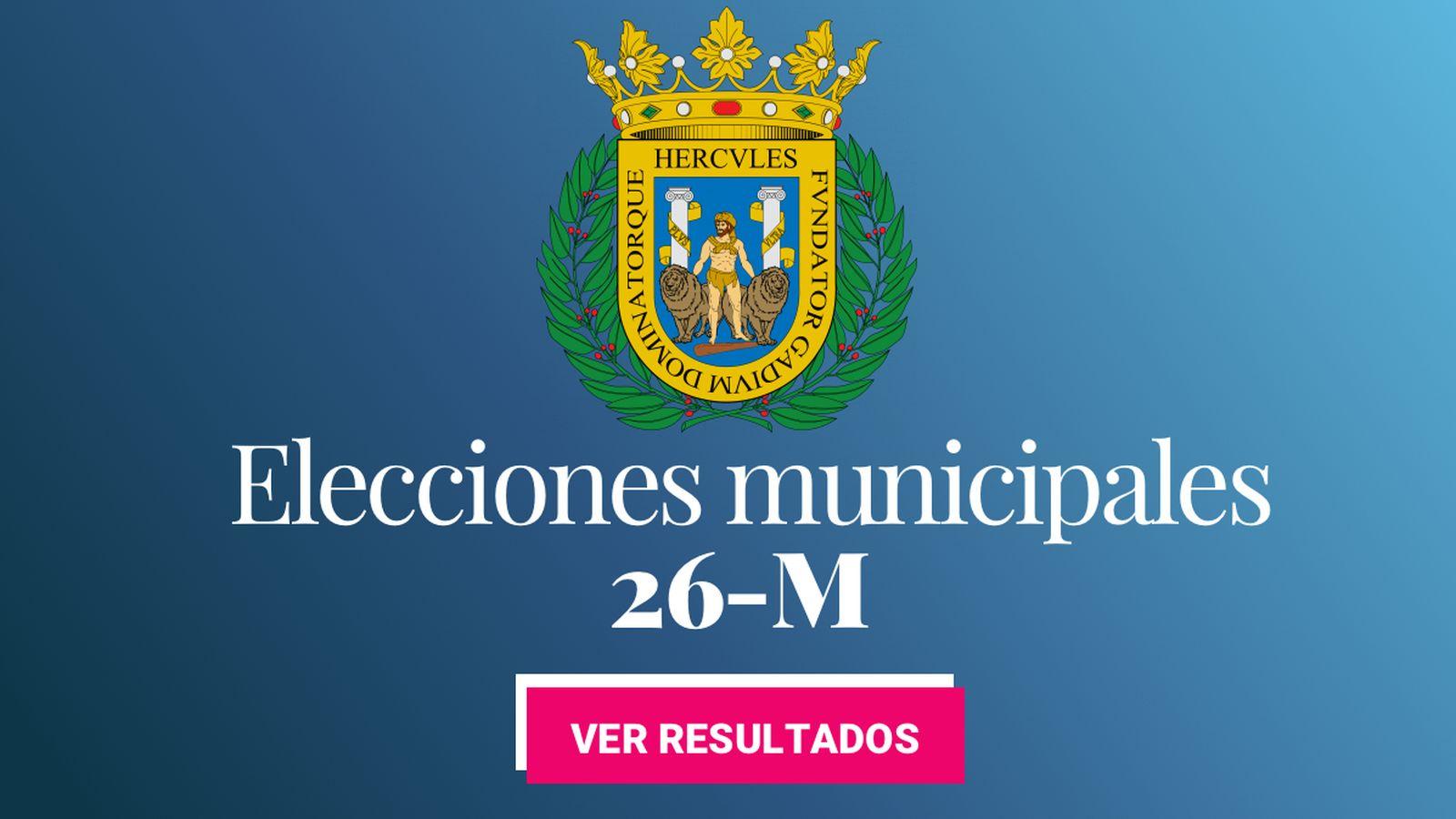 Foto: Elecciones municipales 2019 en Cádiz. (C.C./EC)