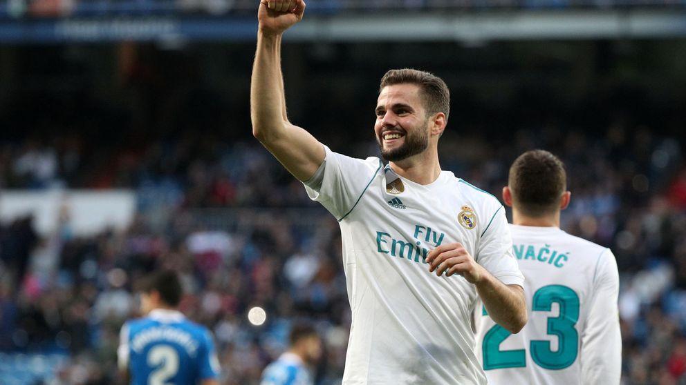 ¿Es normal que Nacho sea el jugador más regular del Real Madrid?