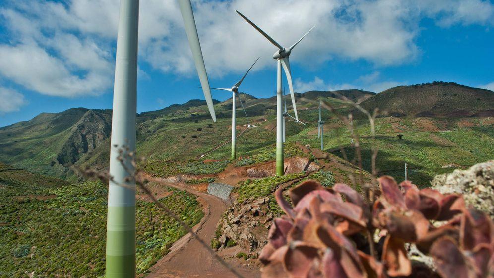 Energ as renovables el hierro bate r cord verde 55 horas - Fotos energias renovables ...